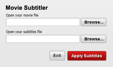 Free Movie Subtitler 1.3.0.0 full